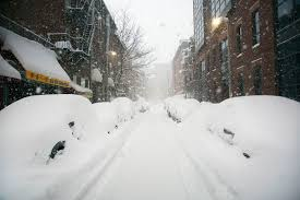 The Biggest Blizzard Blizzard Dumps Another Foot Of Snow On Winter Weary Boston