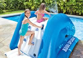 Intex Inflatable Pool Intex Kool Splash Kids Inflatable Swimming Pool Water Slide