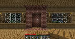 minecraft is this fireplace safe arqade