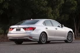 lexus ls 460 lowered 2013 lexus ls 460 f sport review car reviews and news at
