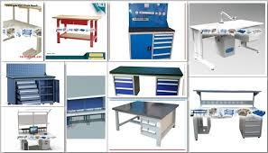 Rolling Work Benches Workbench Industrial Commercial Stainless Steel Best Garage