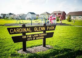 Cardinal Greenway Map Cardinal Glenn Veridian Homes