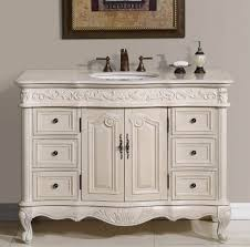 bathroom glamorous white bathroom cabinet with square mirror also