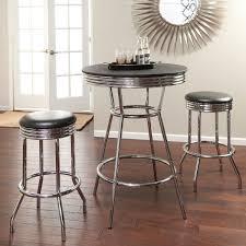 Retro Style Kitchen Table Roundhill Furniture