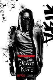 Face Off With L In New Poster For Netflix U0027s U0027death Note U0027 Inverse