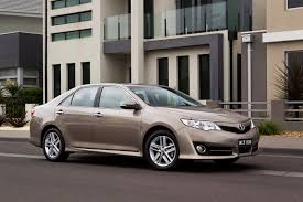 Toyota Asis 2012 Toyota Camry For Australia Unveiled Autoevolution