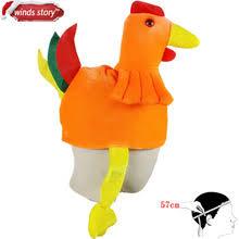 Rooster Halloween Costume Popular Chicken Head Costume Buy Cheap Chicken Head Costume Lots