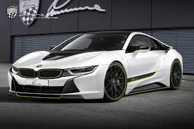 Bmw I8 Modified - lumma design draws tuning concepts for bmw i8 coupe and i3 hatch