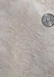 Vintage Drapery Fabric Heavy Brocade Curtain Panels U0026 Drapery Fabric In French Ivory U0026 Ecru