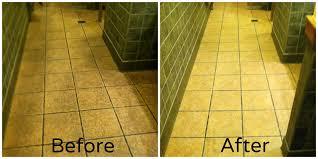 tile floor wax on best way to clean tile floors garage floor tiles