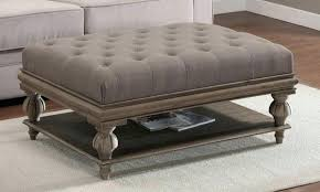 Ottoman Leather Coffee Table Leather Coffee Table Ottoman Distressed Leather Coffee Table