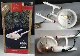 new hallmark ncc 1701 convention exclusive ornament trekcore