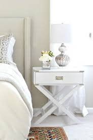 White Bedroom Ideas Best 25 White Bedside Tables Ideas On Pinterest Side Tables