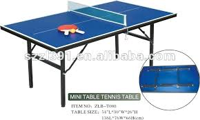 collapsible ping pong table ping pong table sizes table dimensions potatobag club