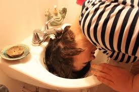 how to wash your hair in the sink 10 reasons having thick hair is a blessing and a curse