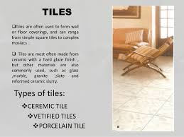 different types of flooring