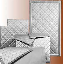 Sound Barrier Curtain Soundcontrol4less Acoustic Products For Sound Control U0026 Sound