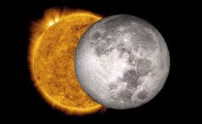 nasa admits sun and moon are same size