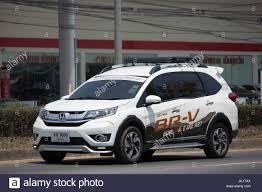 chiang mai thailand april 21 2017 private car honda brv city