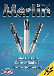 home page of merlin tools ltd
