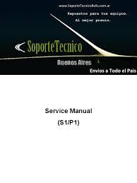 1 service manual lg s1 p1 bios electrostatic discharge