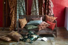 Pottery Barn E Commerce Indian Designer Sabyasachi Mukherjee X Pottery Barn Capsule Home