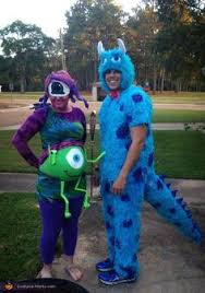 Monster Halloween Costumes Homemade Monsters Costumes Fashion Costume