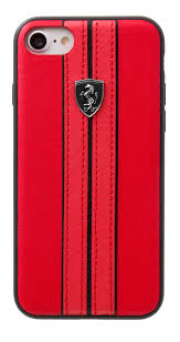 ferrari logo png ferrari urban collection off track logo back case for iphone 7 8