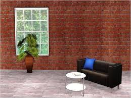 very simple modern brick boundary wall designs