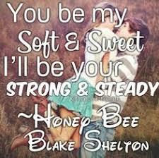 printable lyrics honey bee blake shelton honeybee quote bees honey pinterest