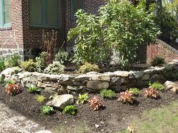 Garden Stone Ideas by Unique Stone For Garden 5 Decor Ideas Marvelous 10 Wall Loversiq