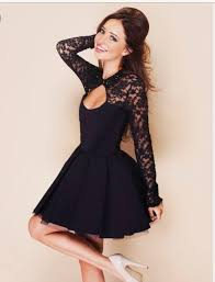 fit and flare dress dress black dress black fit and flare dress skater skirt lace