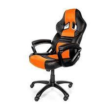 fauteuil de bureau orange arrozzi monza or racing monza fauteuil de bureau orange achat