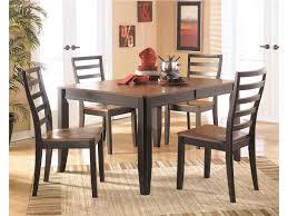 ashley millennium north shore dining room set d553 ledelle dining