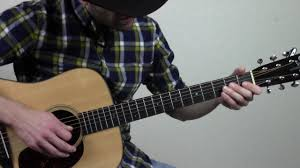what makes a strumming pattern sound country u2013 flat top licks