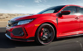 goudy honda u2014 2017 honda civic type r overview