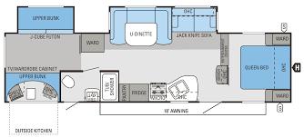 heartland mpg floor plans uncategorized cer floor plan travel trailer interesting in