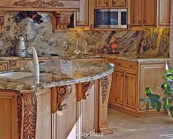 kitchen cabinets granite countertops flamed tiles faucet pressure