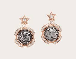 earrings new york earrings bulgari new york collection 354419 bvlgari