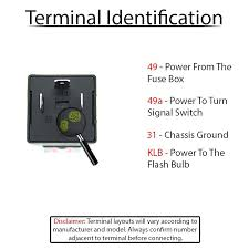 12 volt relay wiring diagram and turn signal switches relays