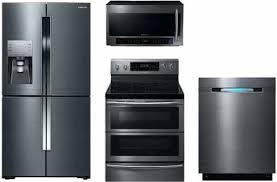 kitchen appliances bundles kitchen appliance bundle brilliant 4 piece kitchen appliances