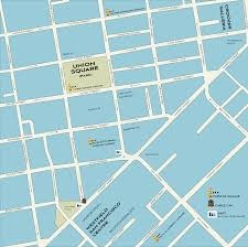 San Francisco Map Pdf Map Of Union Square To View Or Print Shopping Dining U0026 Travel Guide