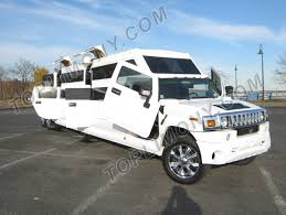 limousine hummer inside toplimo new york coach builder exotic limousine conversion