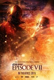 star wars 7 posters fans star star wars vii