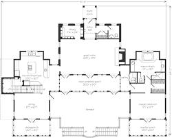 lake cottage floor plans spring lake cottage mouzon design southern living house plans