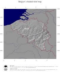 World Map Belgium by Map Belgium Ginkgomaps Continent Europe Region Belgium