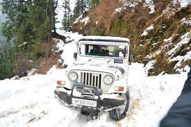 jeep snow meme here s how you break the ice with some mahindra thars and isuzu d