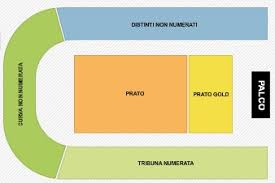 vasco bologna biglietti vasco live kom 015 bologna stadio dall ara info settori e