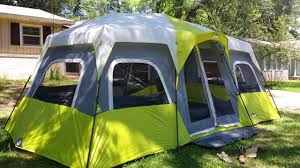core equipment 12 person instant tent review youtube
