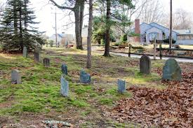 the origin of thanksgiving in america america u0027s oldest cemetery miles standish cemetery in duxbury ma